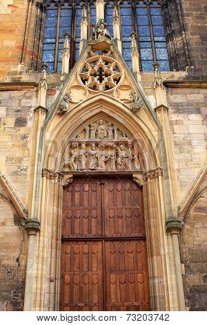 St. Martins Church, Colmar