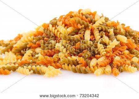 Colorful Pasta