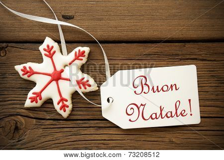 Buon Natale, Italian Christmas Greetings