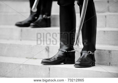 Guard Of Honour Boots