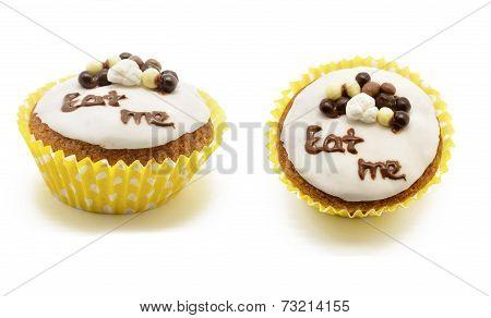Cupcake Eat me