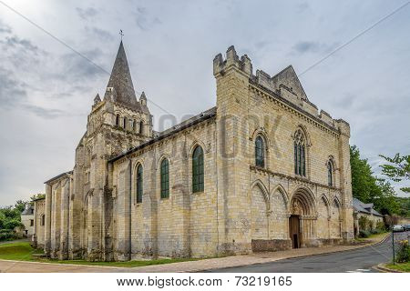 Church Notre Dame In Canault