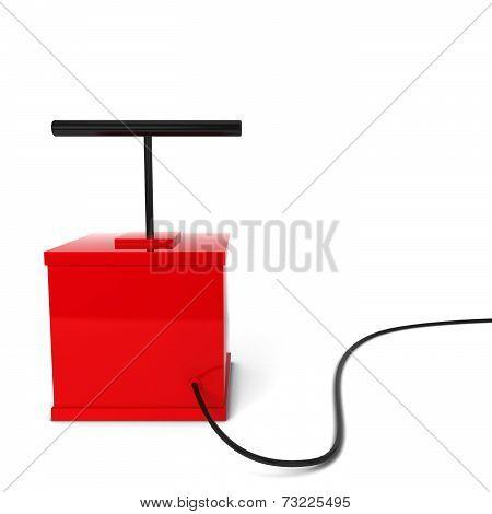 Red Detonator