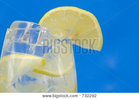 Ice And Lemon