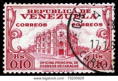 Main Post Office, Caracas