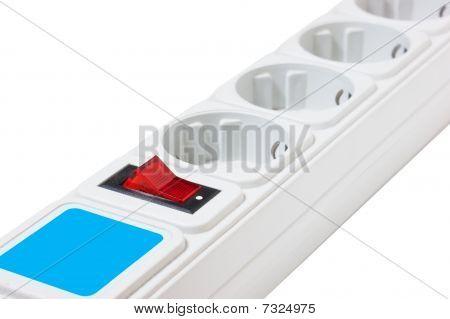 Divisor de la toma de corriente eléctrica