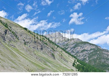 Sky In Alps