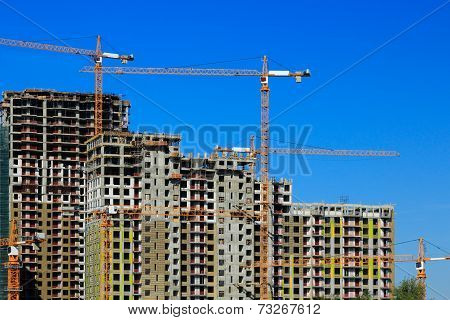 Apartments Buildings Construction