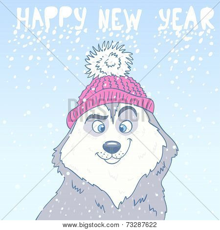 Husky New Year