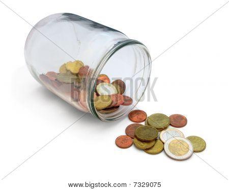 Cambio ahorro Jar