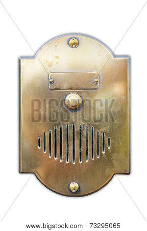 Door Bell Nameplate