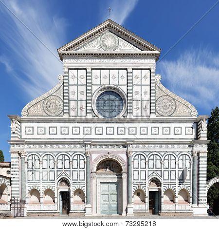 Santa Maria Novella In Florence