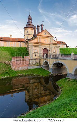Nesvizhsky Castle, Minsk Region, Belarus