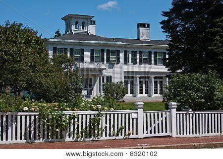 Blaine House Augusta Maine