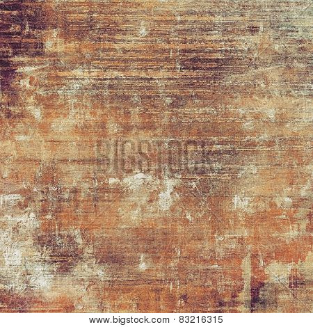 Grunge retro texture, elegant old-style background. With different color patterns: yellow (beige); brown; gray