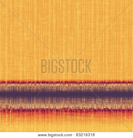Vintage old texture for background. With different color patterns: yellow (beige); purple (violet); pink