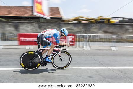 The Cyclist Alex Howes