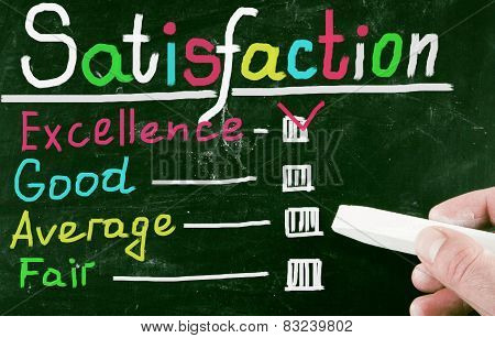 Satisfaction Concept