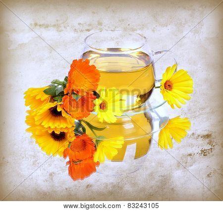 Herbal calendula