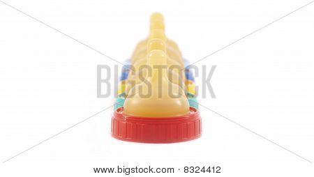 Baby bottle nipples