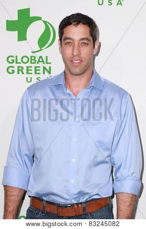 LOS ANGELES - FEB 18:  Nick Loeb at the Global Green USA's 12th Annual Pre-Oscar Party at a Avalon on February 18, 2015 in Los Angeles, CA