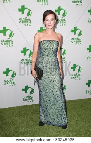 LOS ANGELES - FEB 18:  Cooper Harris at the Global Green USA's 12th Annual Pre-Oscar Party at a Avalon on February 18, 2015 in Los Angeles, CA