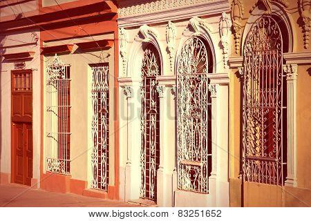 Cuba - Colonial Architecture