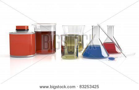 GlassFlask