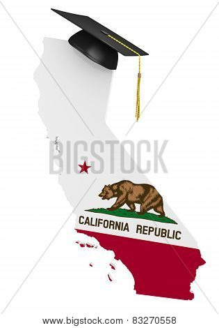 California state college and university education