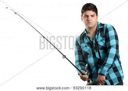 Teenage Fisherman