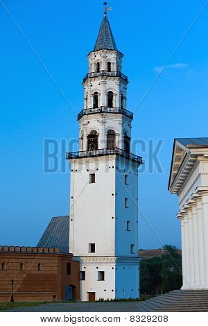 Neviansk Tower- Leaning Tower