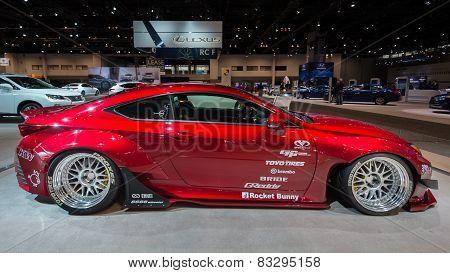 2015 Lexus RC F Sport