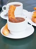 pic of churros  - spanish pastry  - JPG