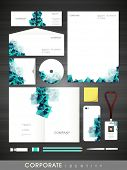 foto of letterhead  - Professional creative corporate identity set for your business includes CD Cover - JPG