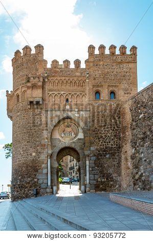 Puerta del sol,Toledo