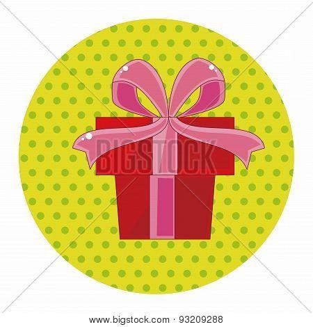 Present Gift Theme Elements
