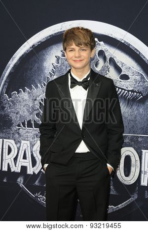 LOS ANGELES - JUN 9:  Ty Simpkins at the