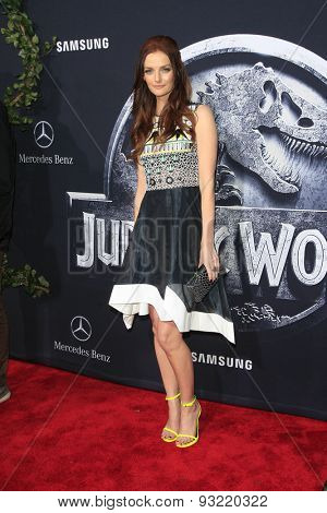 LOS ANGELES - JUN 9:  Lydia Hearst at the