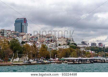 Istanbul City Panorama
