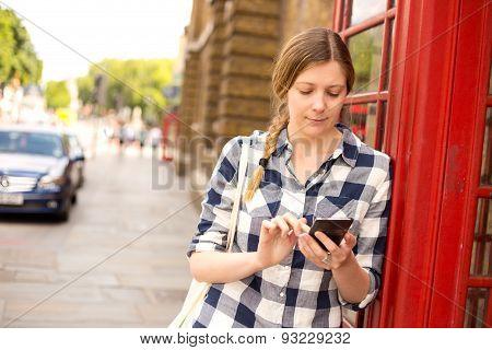 sending text