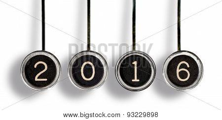 Retro 2016 Keys