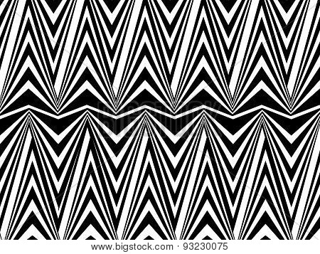 Opart Background Editable Vector Opticaly Movement