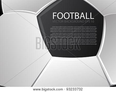 football (soccer) background