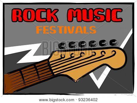 Rock music festivals