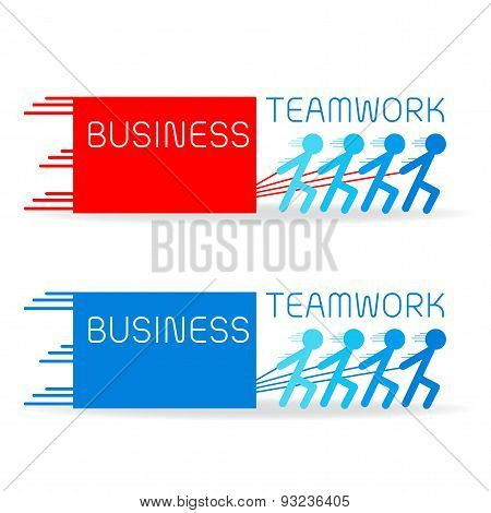 Build your business with strong teamwork