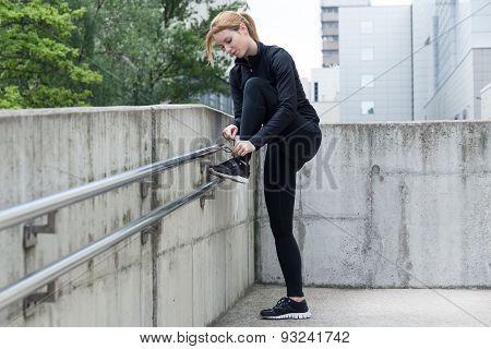 Preparation Before Running