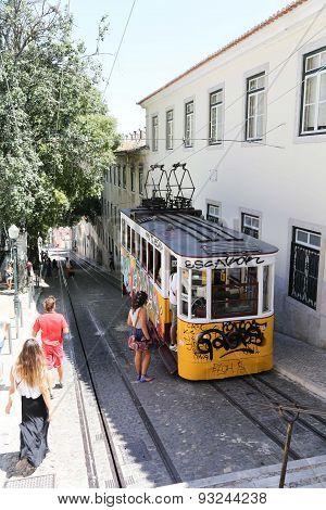 Lisbon Tram Cars