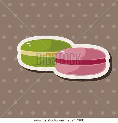 Jelly Dessert Theme Elements