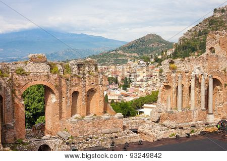 Greek-roman Theater, Taormina