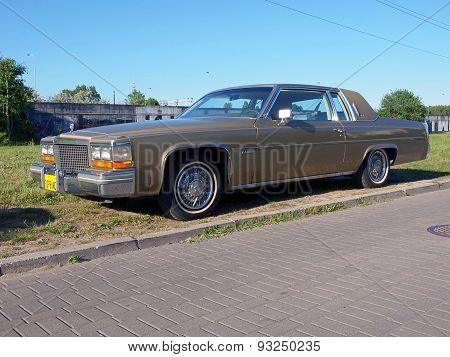American Cadillac.